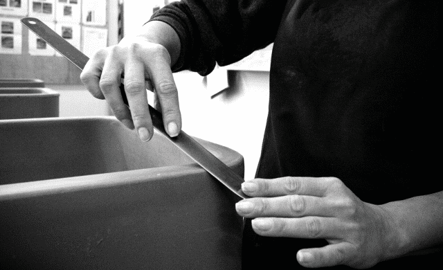 Hand Finishing